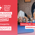 National School Sport Week at Home 2020