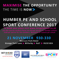 Humber PE & School Sport Conference 2017