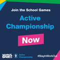 East Riding SSP (West) takes part in School Games Active Championships